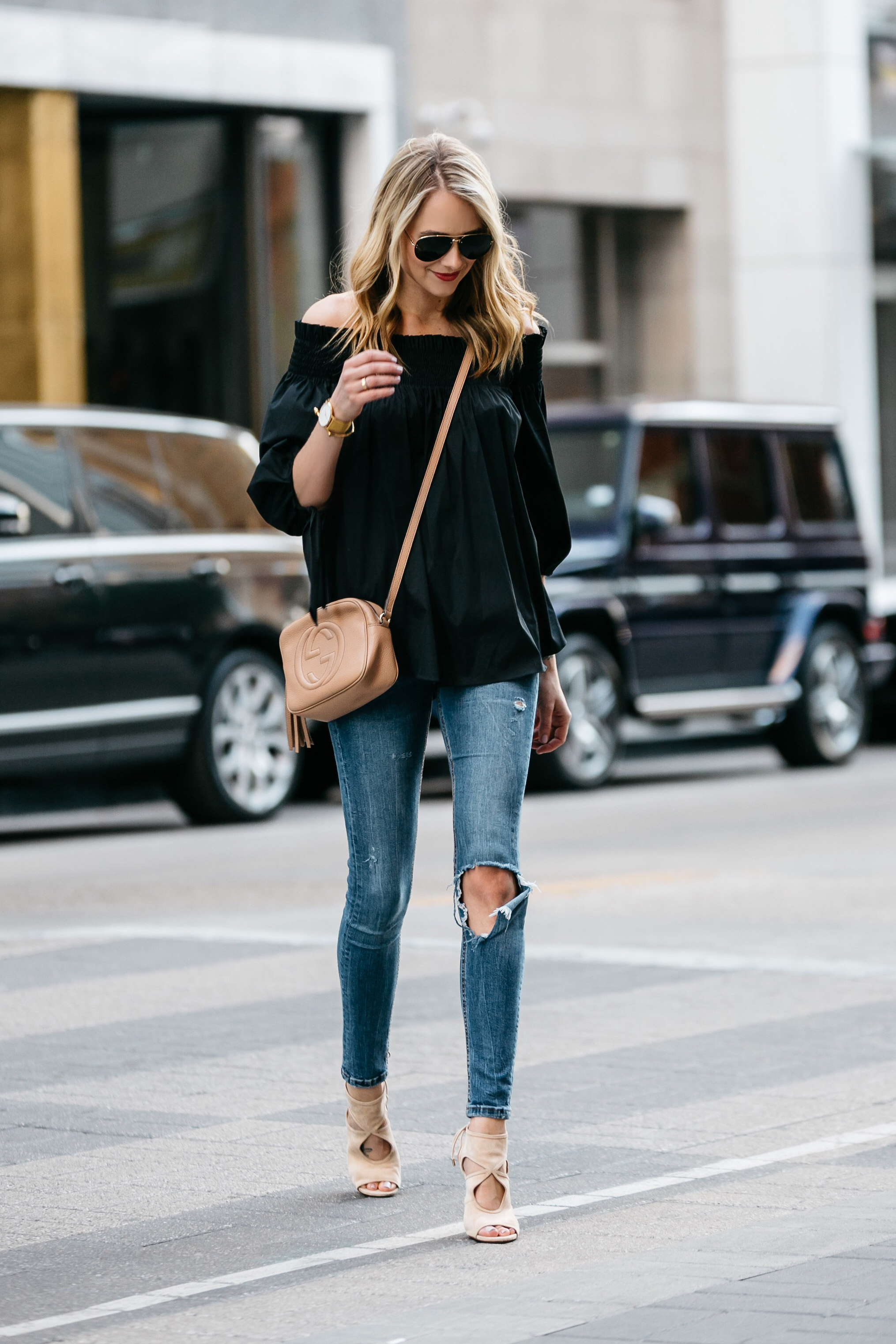 8 offtheshoulder tops to wear on date night  fashion