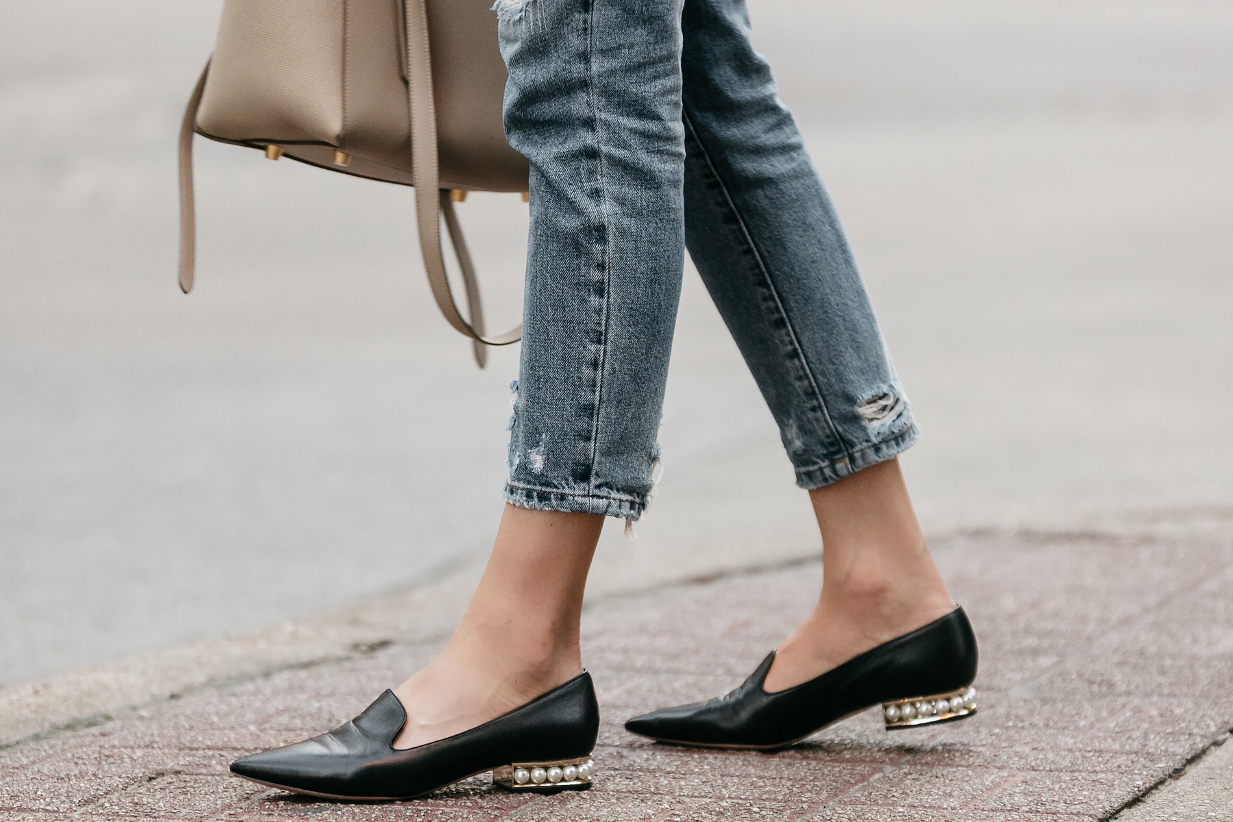 Fashion Jackson, Dallas Blogger, Fashion Blogger, Street Style, Nicholas Kirkwood Pear Healed Loafers
