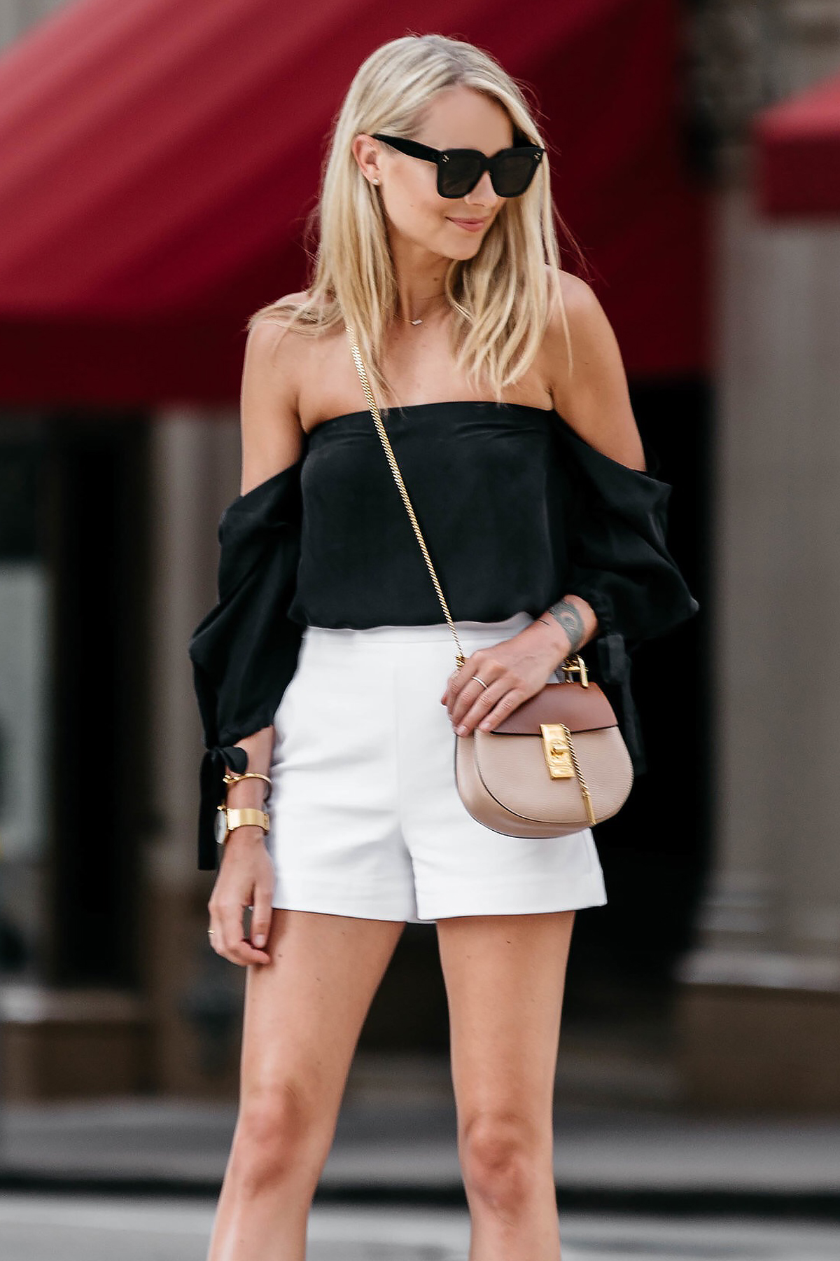 To acquire How to white wear high waisted shorts pictures trends