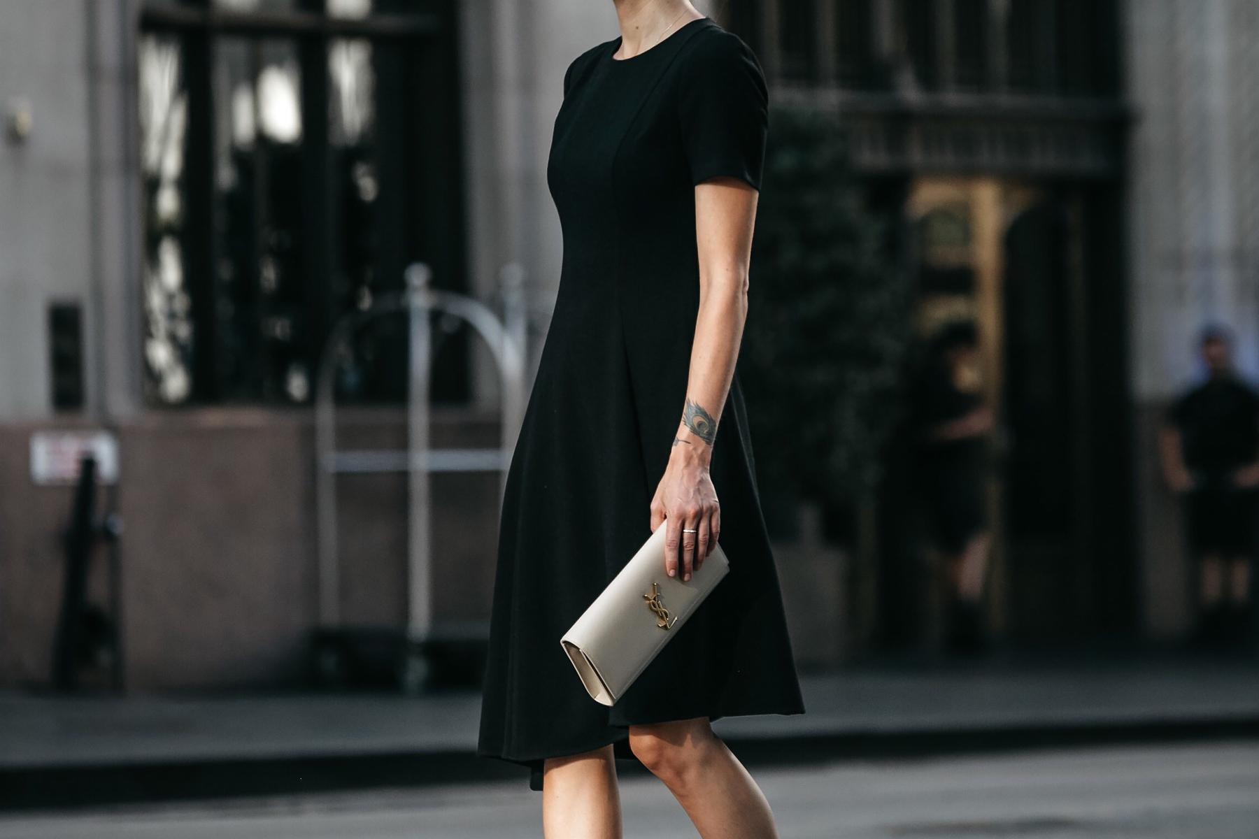 fd26cf1aec3c Black Halo Asymmetrical Little Black Dress Fashion Jackson Dallas Blogger  Fashion Blogger Street Style