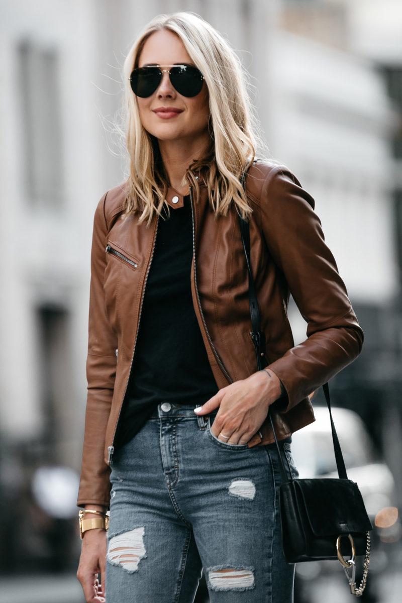 Leather Jacket - Womens Leather Jackets Leather jackets fashion blog