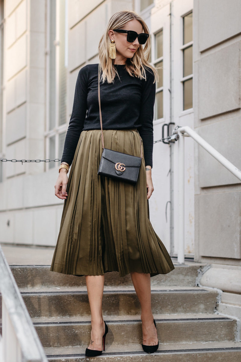 A CHIC FALL OUTFIT FROM CUSP | Fashion Jackson