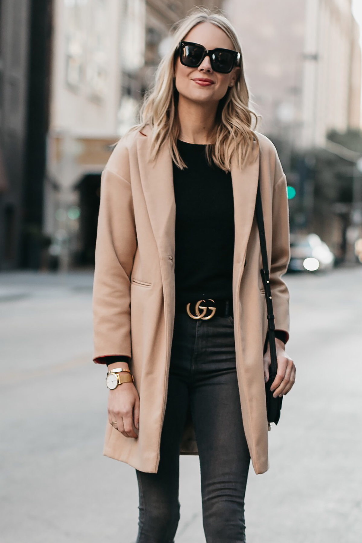 Fashion Trend So, You're Wearing a Belt on Sweater and Coat Now