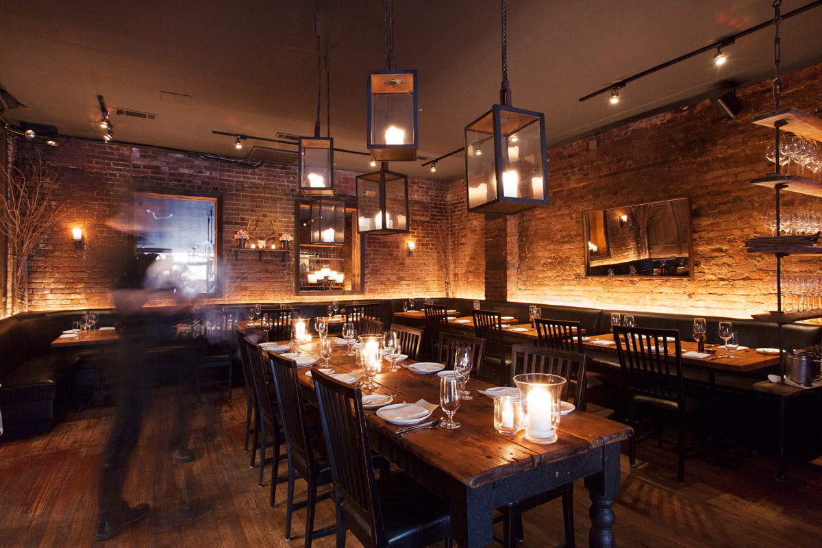 Marc Forgione Restaurant TriBeCa NYC