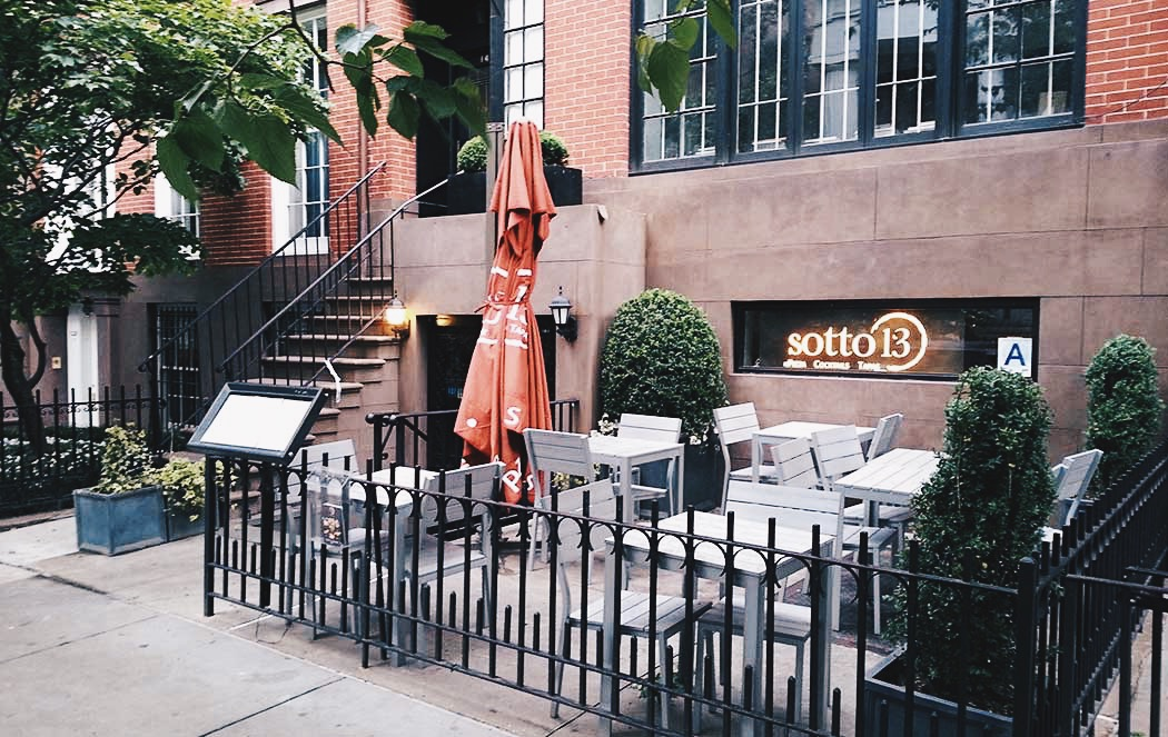 Sotto 13 West Village NYC