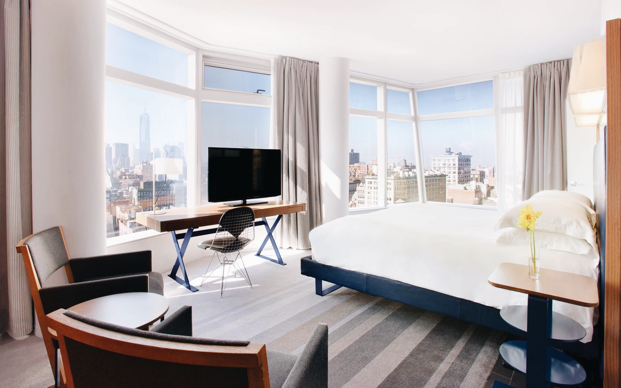 The Standard Hotel East Village Guest Room NYC
