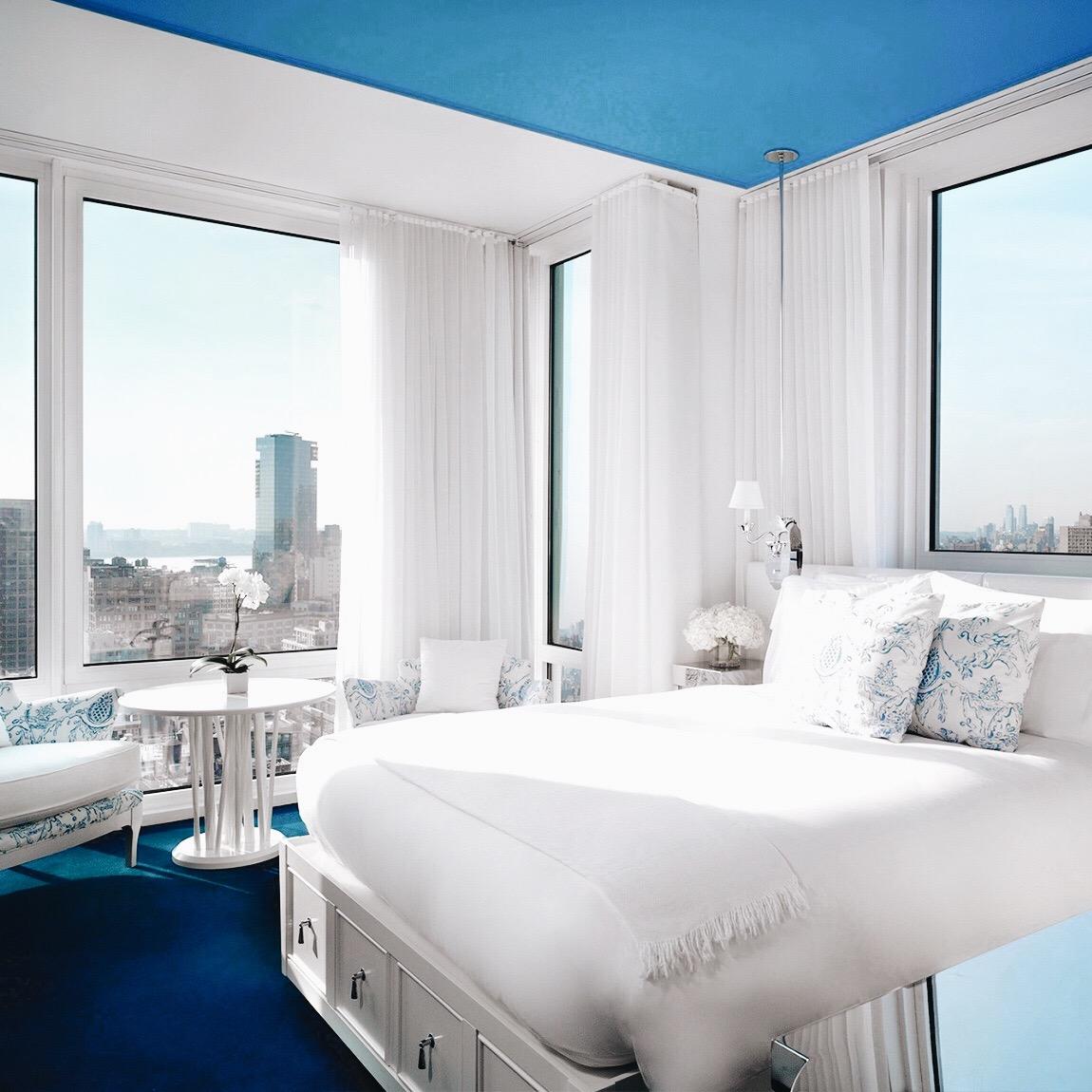 NoMo SoHo Hotel Guest Room NYC