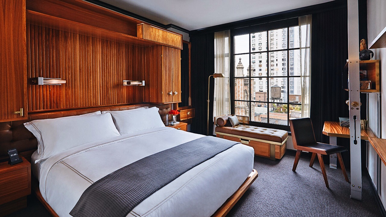 Viceroy Central Park Hotel Guest Room NYC