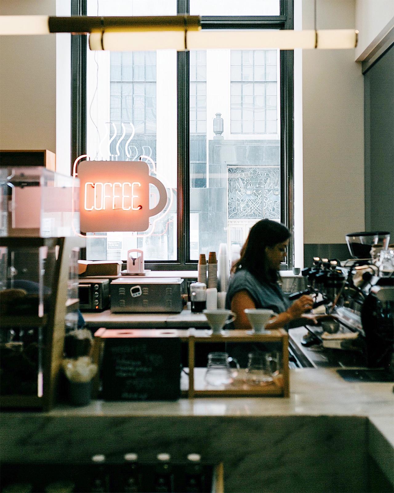 Weekend Coffee Dallas Texas