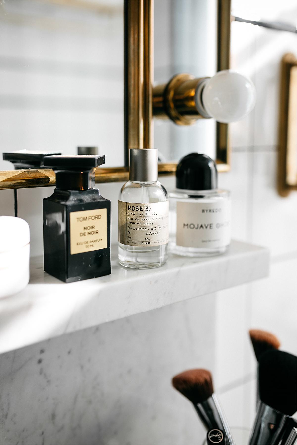 Fashion Jackson Ludlow Hotel Tom Ford Parfum Le Labo Parfum Byredo Parfum