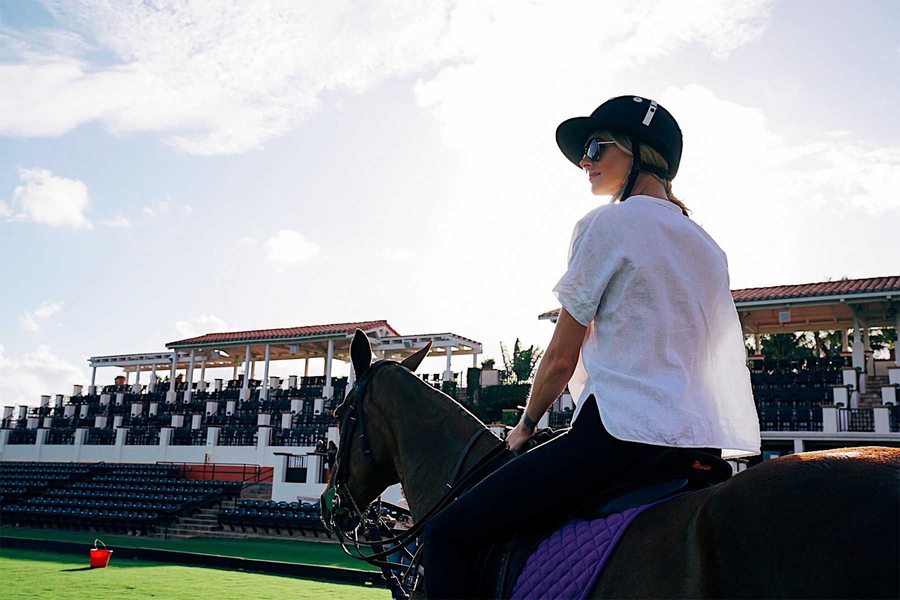 Fashion Jackson Palm Beach International Polo Club
