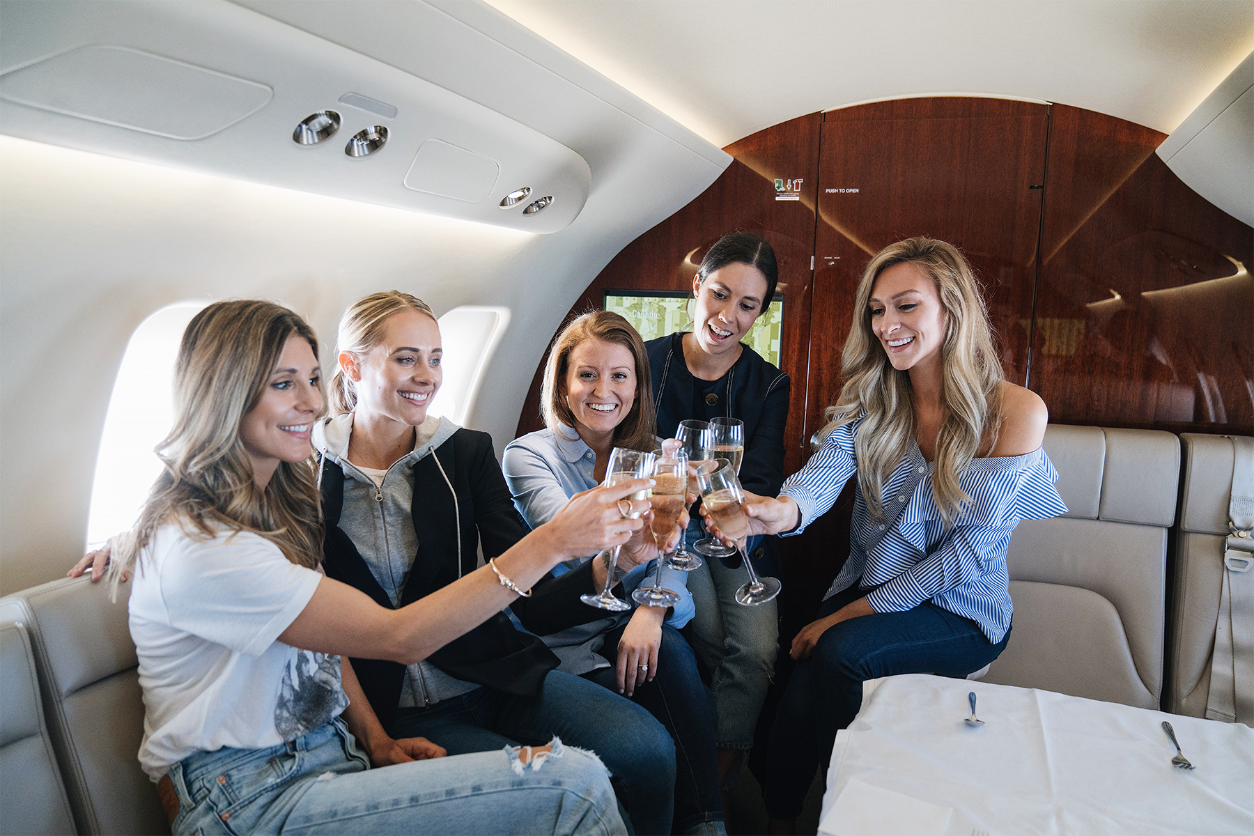 NetJets Influencers