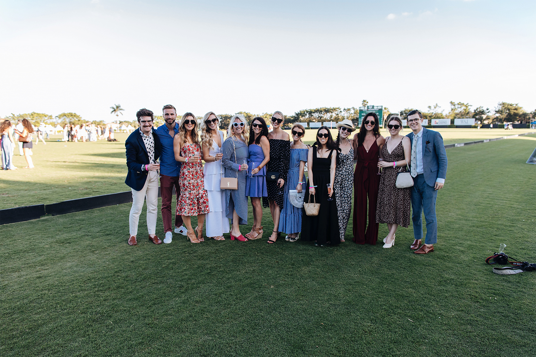 Palm Beach Four Seasons Hotel NetJets Bloggers International Polo Club