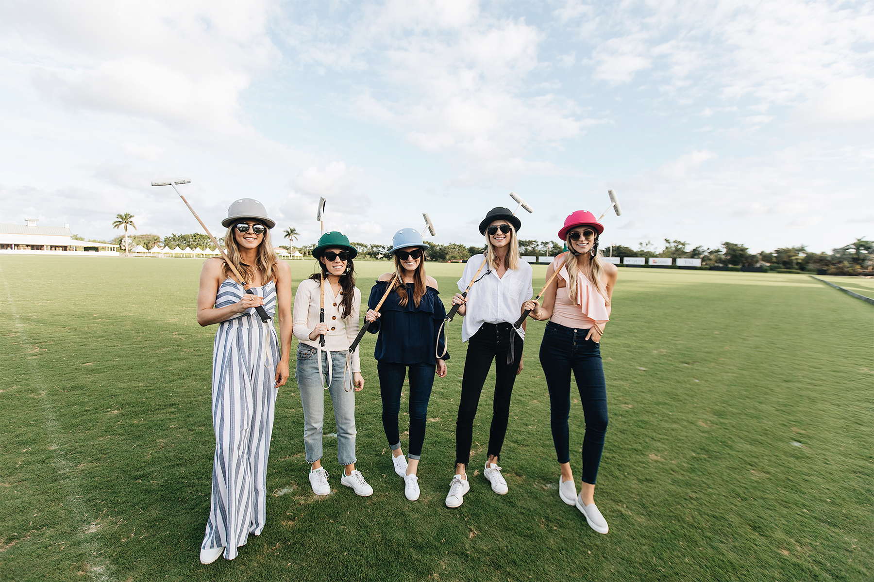 Palm Beach International Polo Club NetJets Bloggers