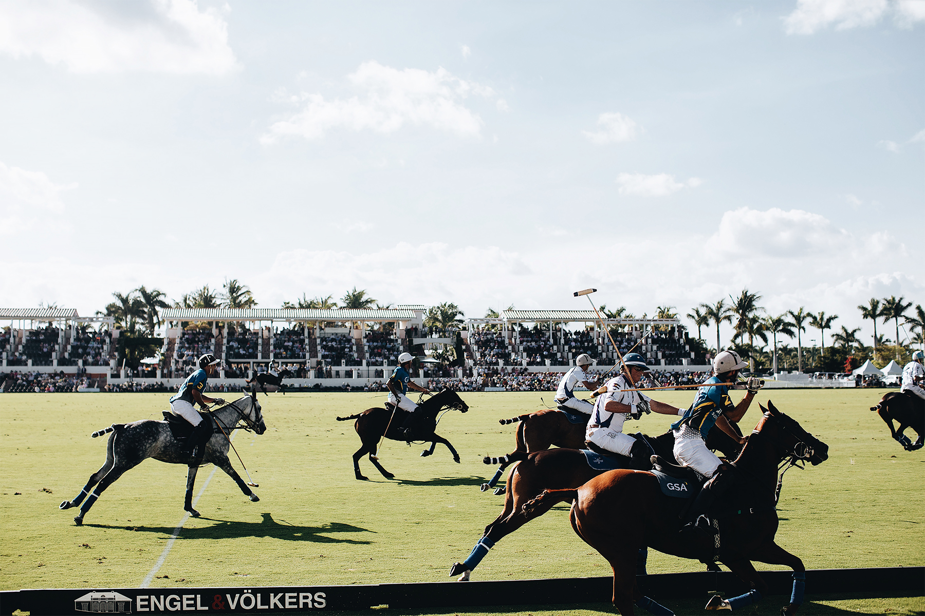 Palm Beach International Polo Match