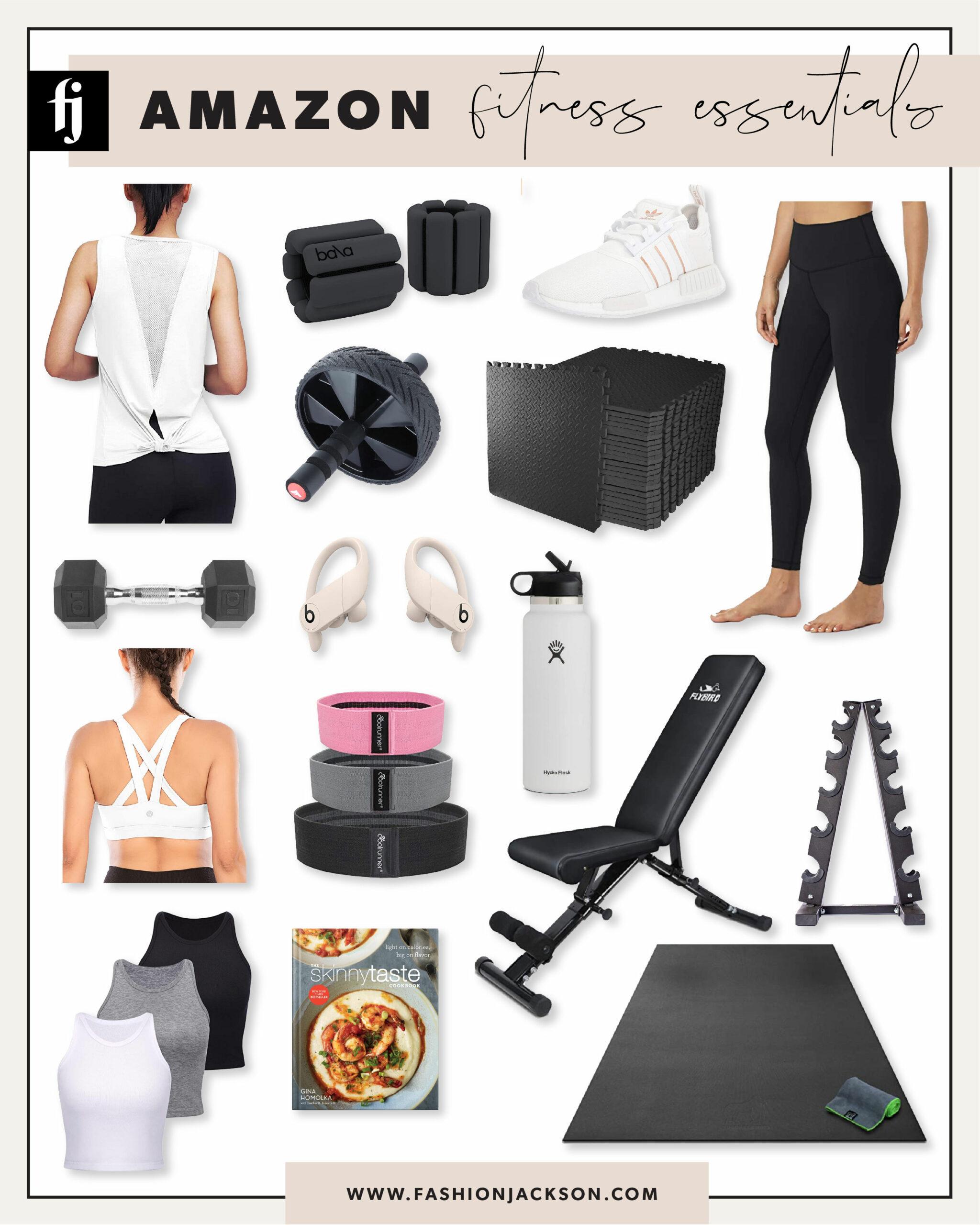 Fashion Jackson amazon workout outfits workout outfits for women