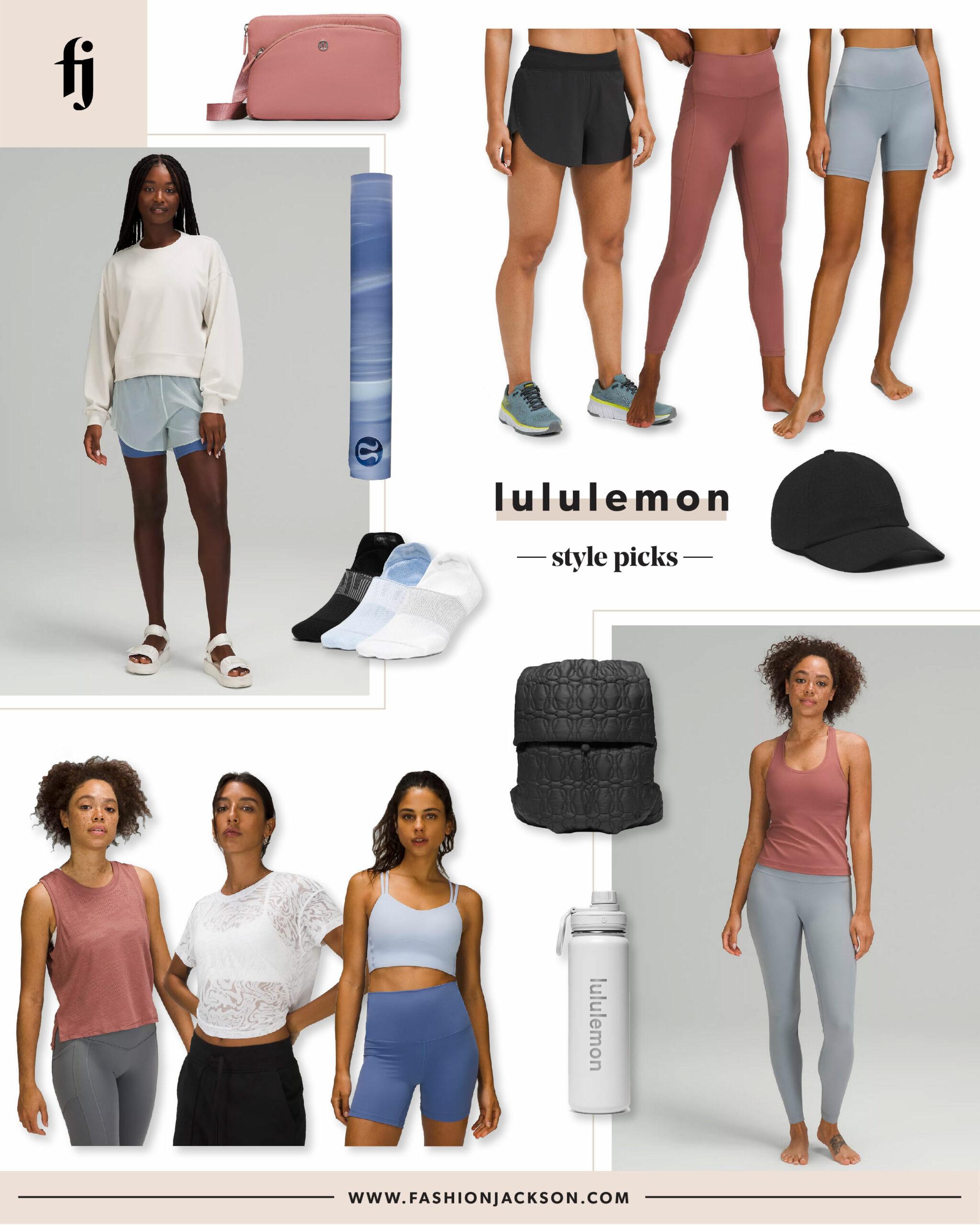 Fashion Jackson lululemon workout outfits for women