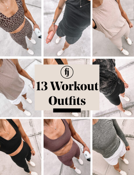 13 Gym Outfits That Will Make You Want to Workout