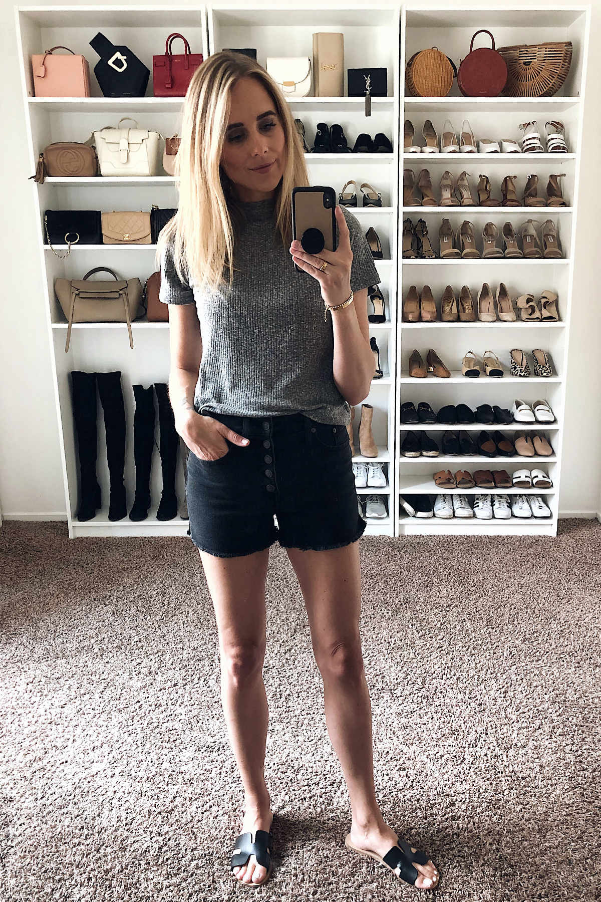 Fashion Jackson Black Madewell Shorts