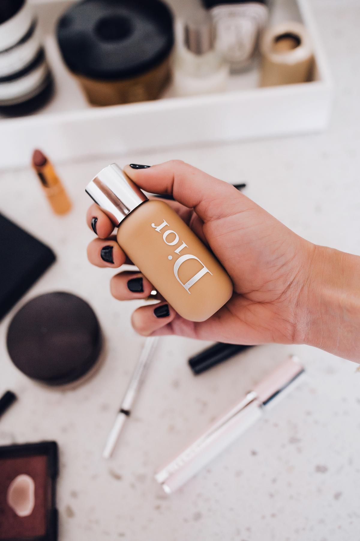 Fashion Jackson Daily Makeup Beauty Routine Dior Backstage Foundation