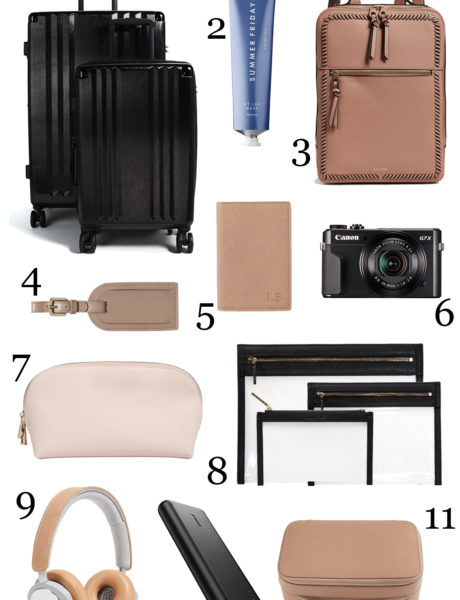 Gift Guide: For the Jetsetter
