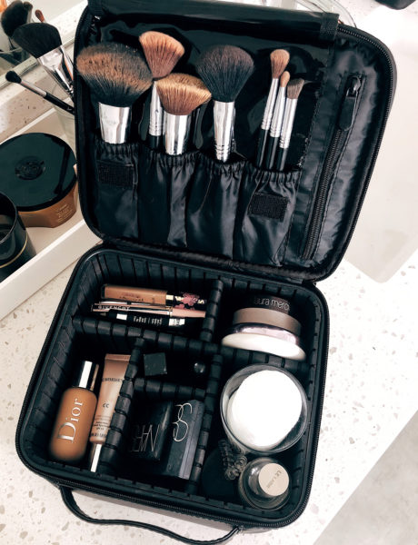 My Favorite Cosmetic Travel Cases