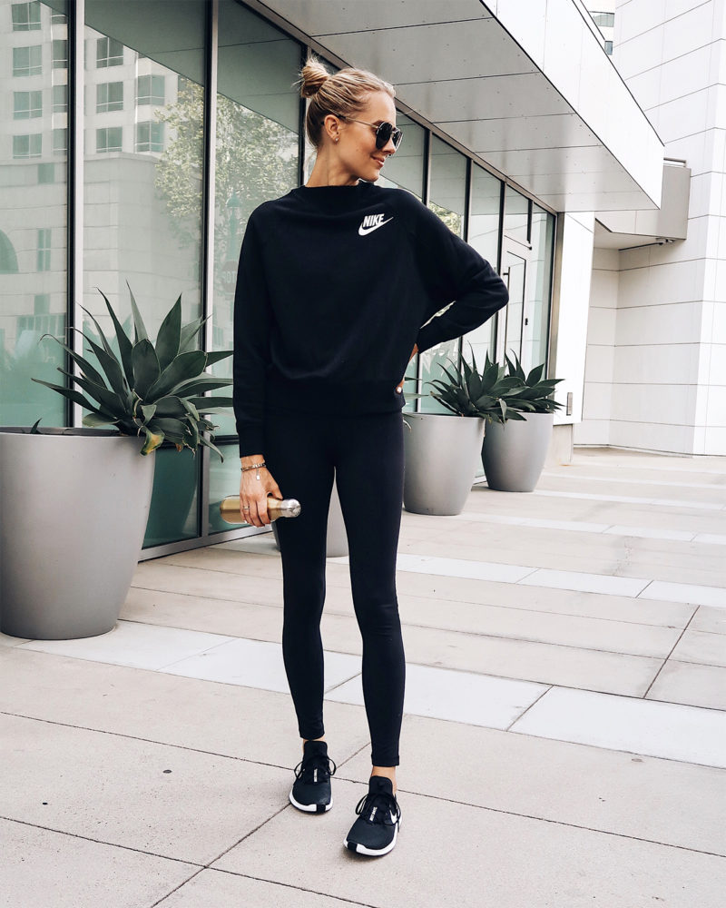 Zella Black Leggings