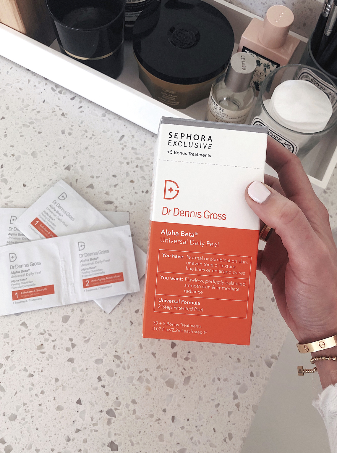 Dr Dennis Gross Alpha Beta Peel Pads
