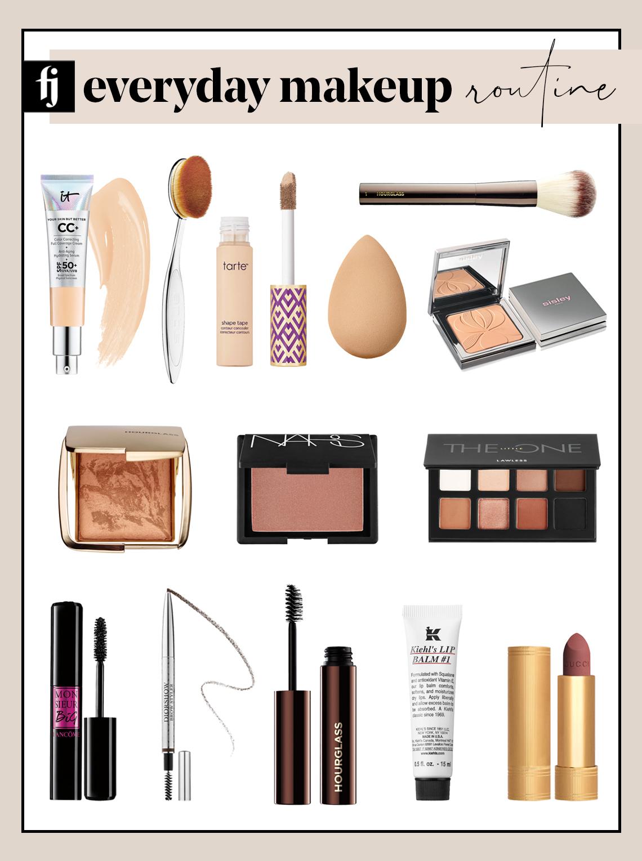 Fashion Jackson Daily Makeup Routine