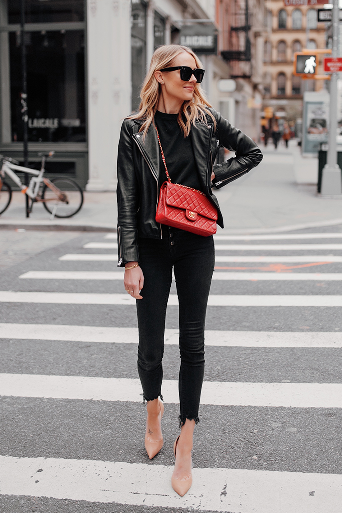 Fashion Jackson NYC Street Style
