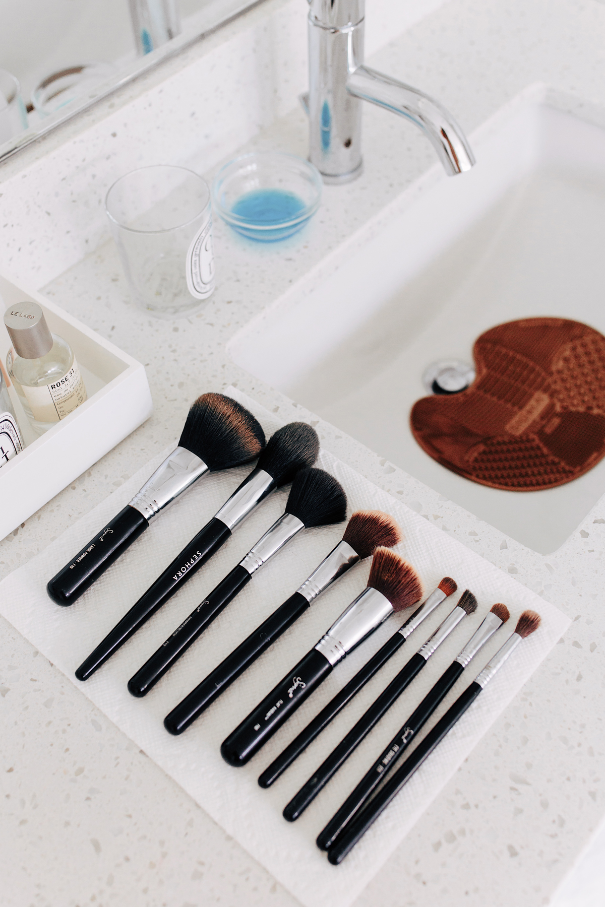 Sigma Makeup Brushes How to Clean Your Makeup Brushes