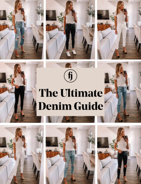 Denim Guide: My Favorite Jeans In My Closet