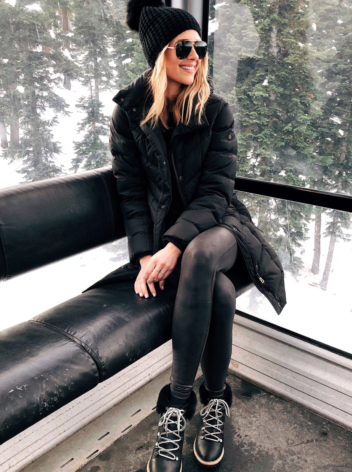 Fashion-Jackson-Wearing-Bogner-Black-Jacet-Spanx-Faux-Leather-Leggings-Black-Winter-Boots-Black-Beanie-Winter-Outfit