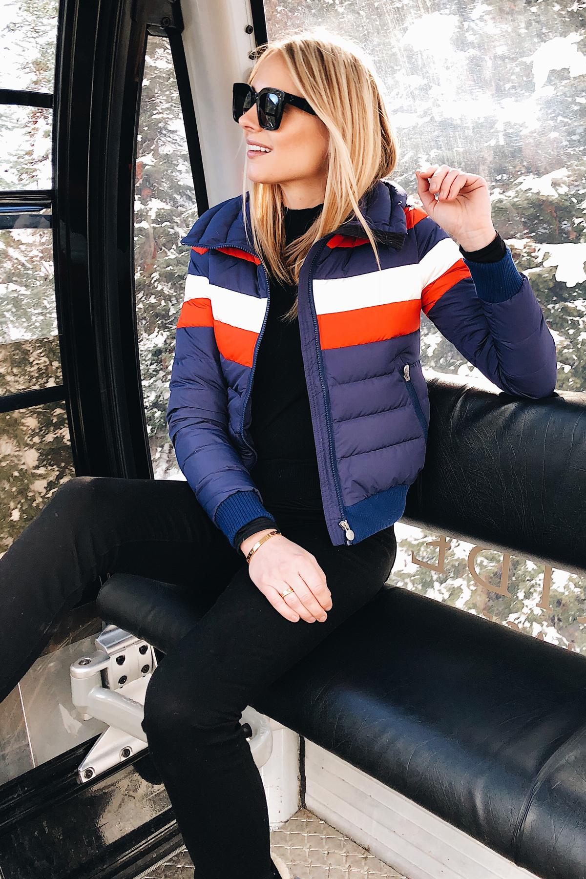 Fashion Jackson Wearing Perfect Moment Ski Jacket Telluride