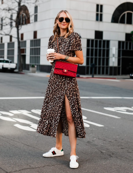 How to Wear This Season's Leopard Print Trend