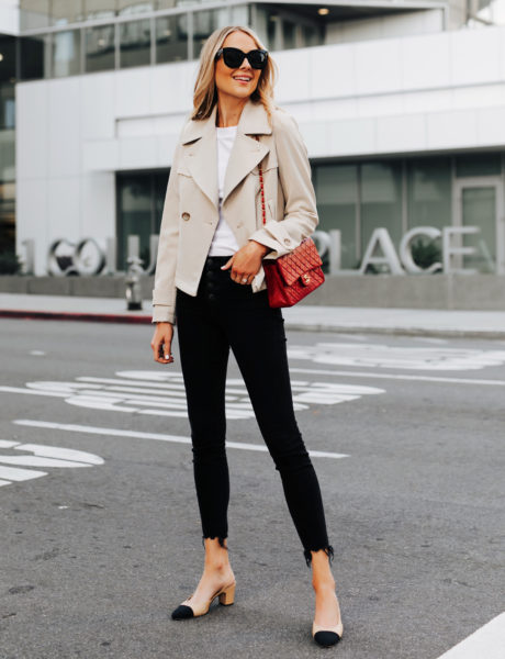 A Stylish Jacket to Wear this Spring