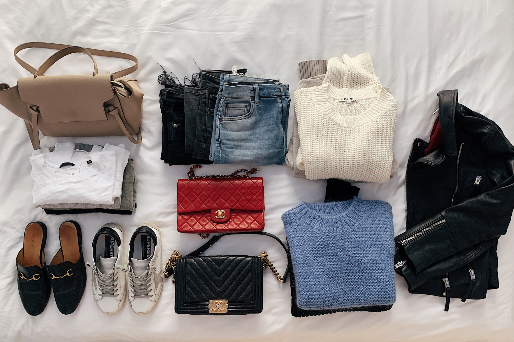 Fashion Jackson April Packing Guide for New York