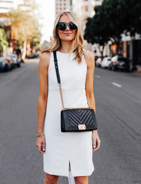 7294f2eb4f The Best Little White Dresses for Brides to Wear to Wedding Events