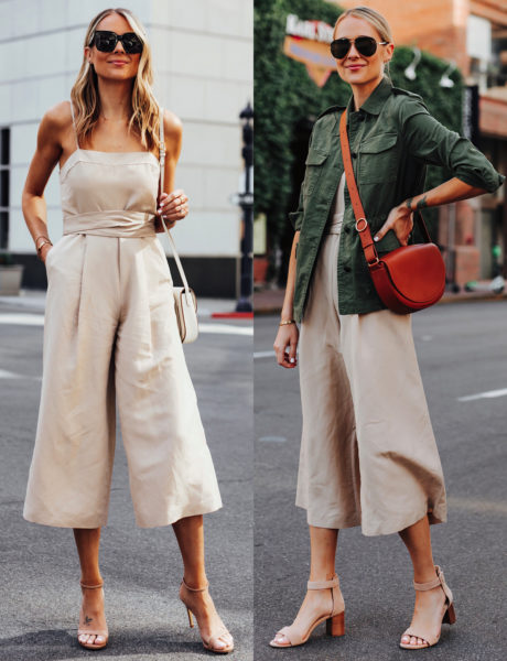 A Versatile Jumpsuit to Add to Your Wardrobe for Spring