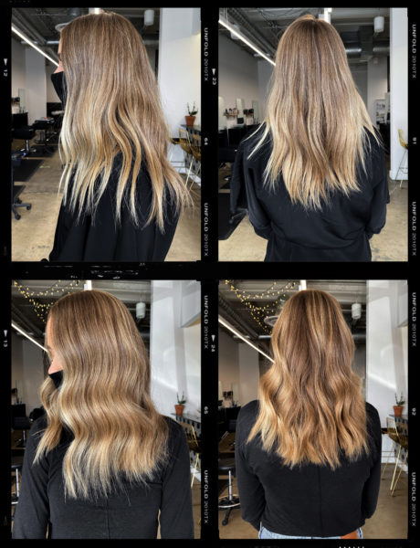 Bronde Hair Before & After and Frequently Asked Hair Questions