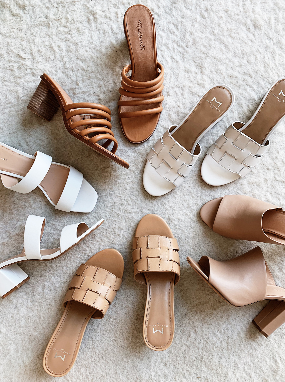 spring summer sandals
