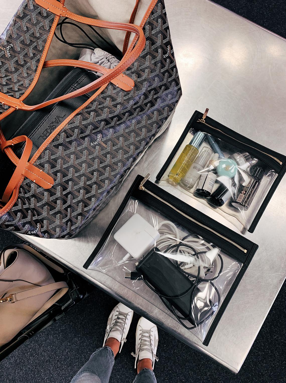 Fashion Jackson Goyard Tote Travel Carryon