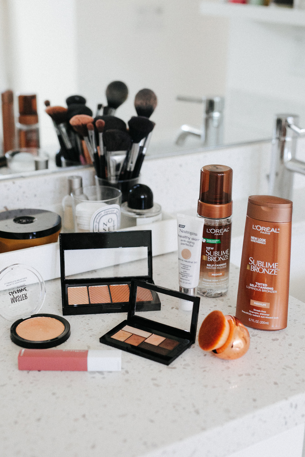Fashion Jackson Walmart Summer Beauty Routine