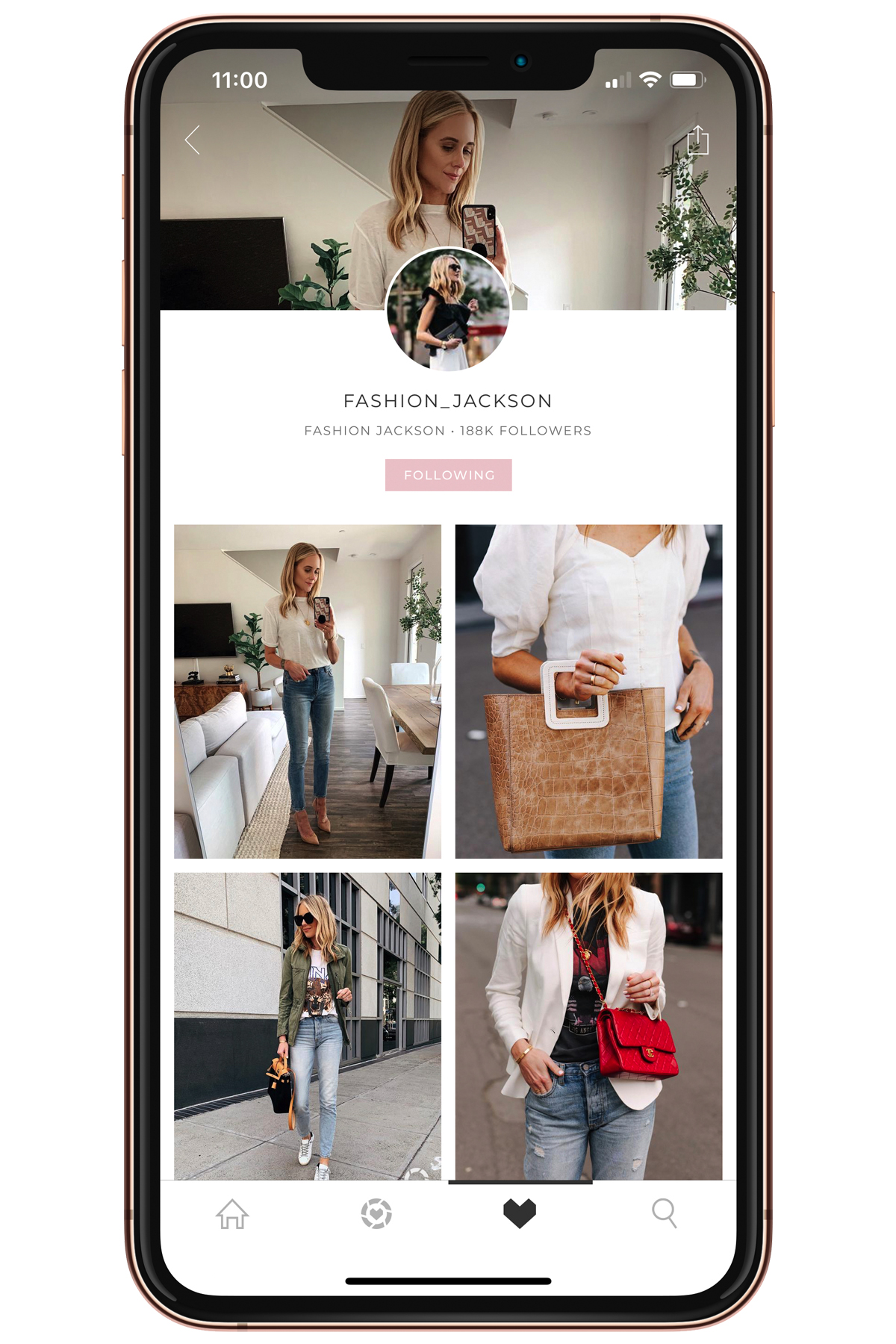 LTK App Fashion Jackson