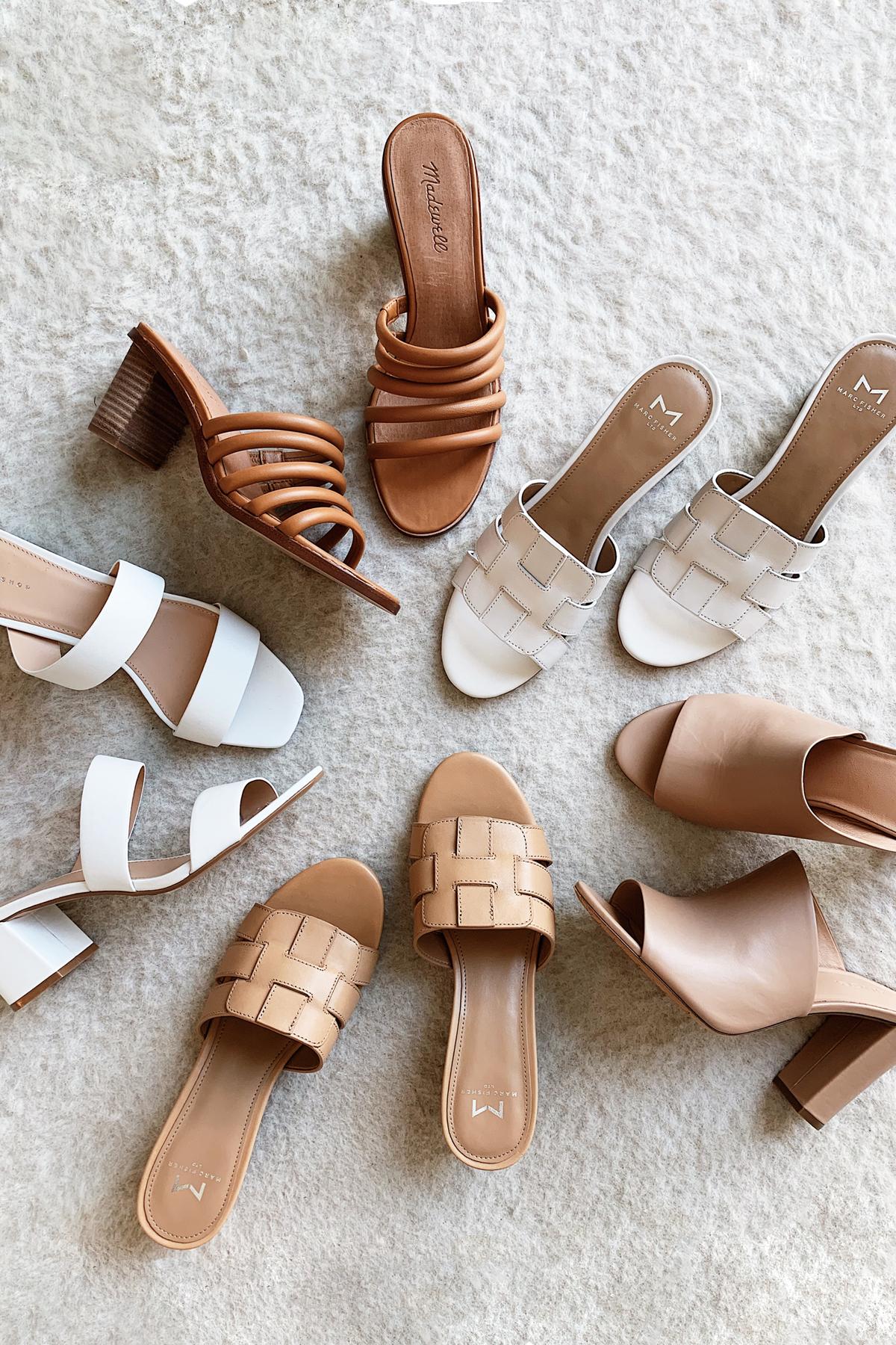Nordstrom Summer Sandals