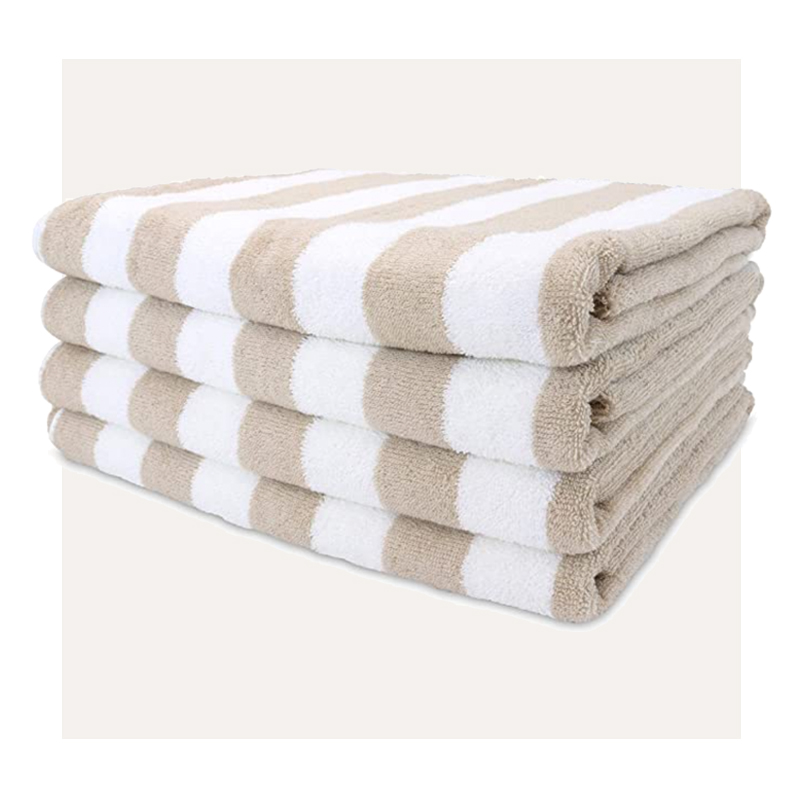 Amazon Stripe Beach Towels