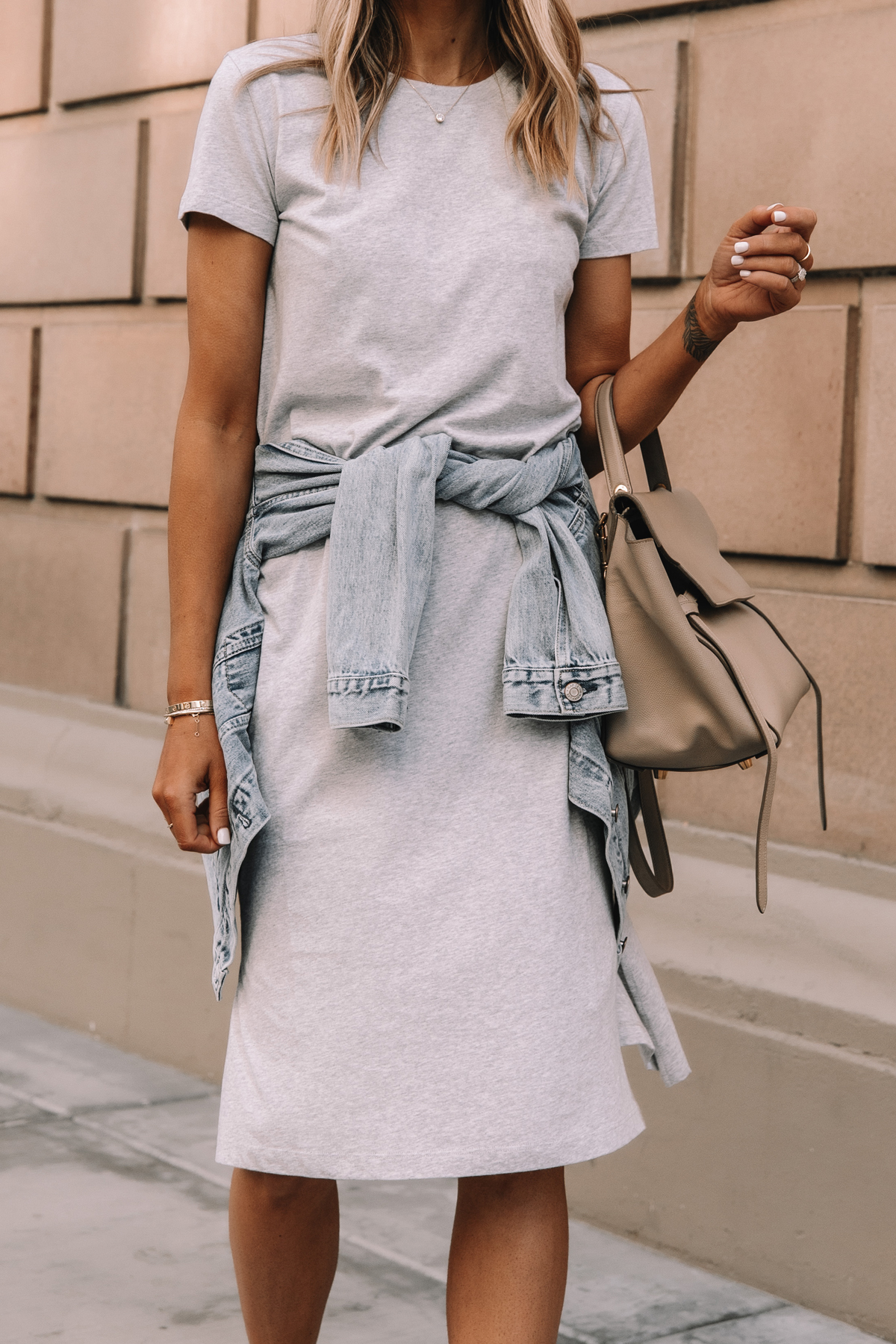 T-Shirt Dresses Are A Summer Essential - Here's How to Style Them ...