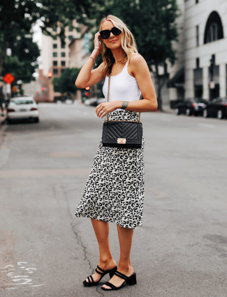 A Stylish Summer Outfit Under $100