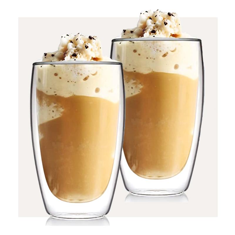 amazon glass coffee mugs without handle