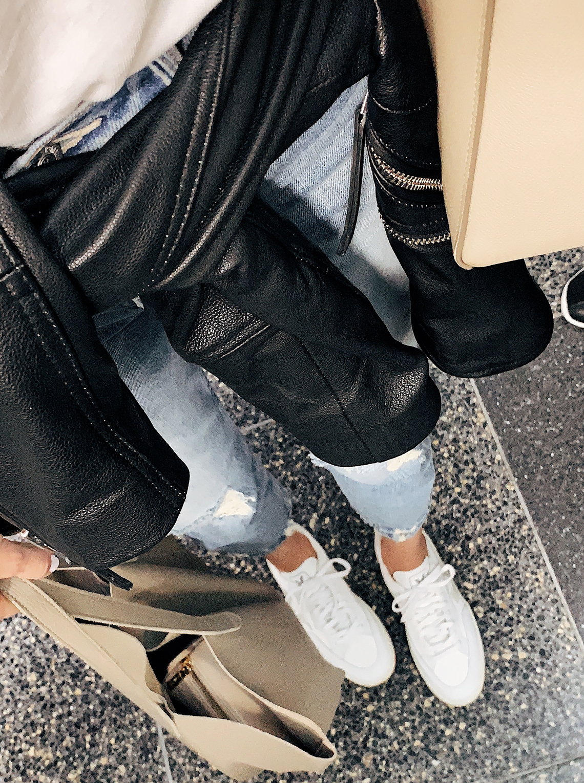 Fashion Jackson Travel Outfit